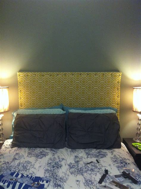 diy headboard pinterest headboard diy homey pinterest