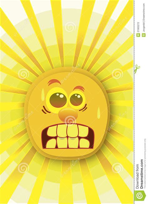 funny images of hot sun very hot sun stock illustration image of star symbol