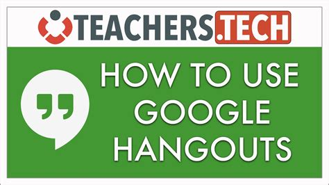 How To Find On Hangouts How To Use Hangouts Detailed Tutorial