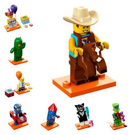 Lego The Original Minifigures Series photos of the costume themed lego minifigures series 18