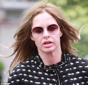 there 191 s something fishy about that pout trinny woodall