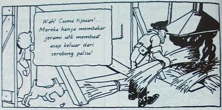 Petualangan Tintin Di Tanah Sovyet Herge tintin di tanah sovyet jejak langkah