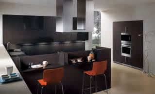 Modern Kitchen Furniture Design by Contemporary Kitchen Interiors Afreakatheart