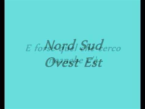 nord sud ovest est testo samarcanda roberto vecchioni con testo funnydog tv