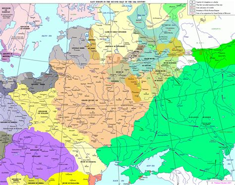 russian empire map the history of russia
