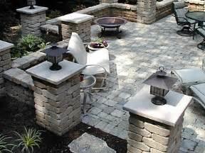 Patio Pavers Dayton Ohio Gorgeous Hardscape Patio Ideas Paver Products Dayton Ohio