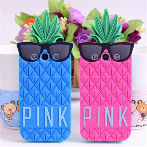 Pink Pineapple Silicone Softcase Apple Iphone 55s fantastic beasts and where to find them dvd digital hd samsung cases and galaxies