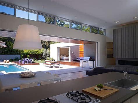 Korea Style Interior Design by 10 Casas Modernas De Dise 241 O Espectacular Living Kits