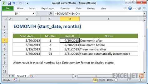 format date excel function how to use the excel eomonth function exceljet