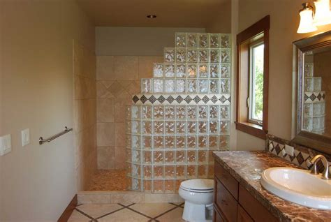 design ideas with glass blocks glass block design ideas decosee com