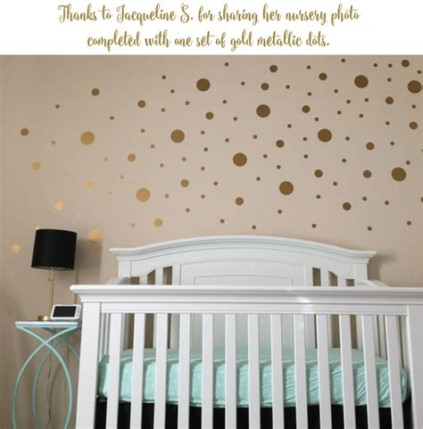 gold dot wall decals gold dot decals polka dot wall decal gold vinyl dots