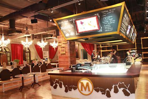 desain gerobak es cream la vida es bella magnum cafe jakarta new royal ice cream
