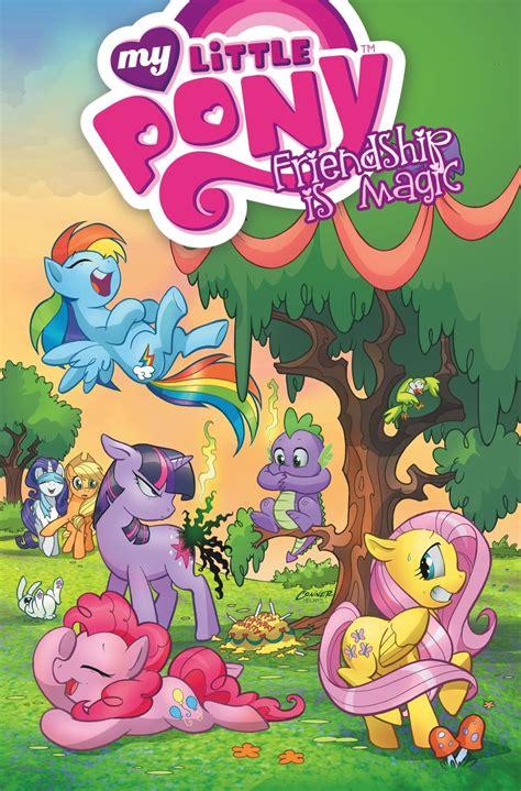 My Pony Is Magic Vol 1 my pony friendship is magic vol 1 idw publishing