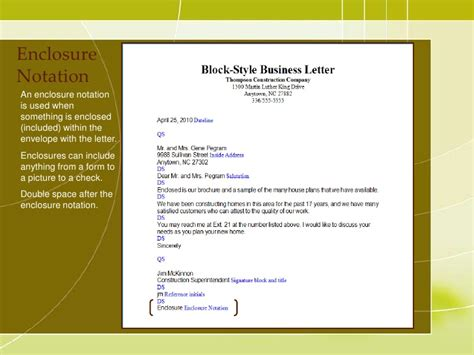 business letter no signature business letter