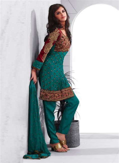 Tunik Punjabi designer salwar kameez indian designer dress collection