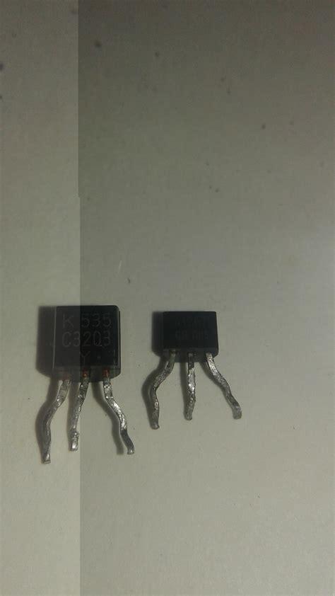 reemplazo de transistor a1941 solucionado reemplazo de transistores a1267 y c3203 yoreparo