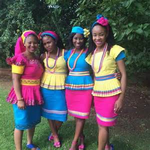 pedi traditional skirt my gals rocking modern sepedi attire my frends