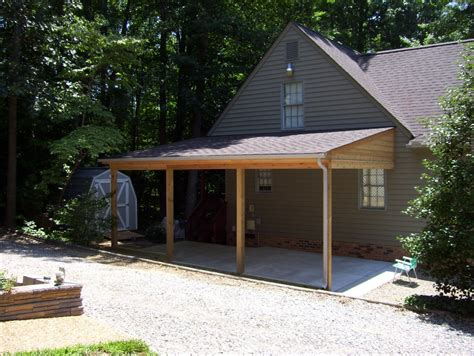 carport plans attached to house cool covered wood carport attached to house plans ideas