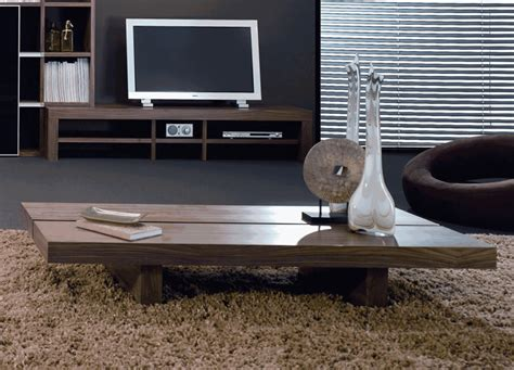 Contemporary Table Ls For Living Room Osaka Coffee Table Modern Coffee Tables Contemporary Furniture