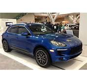 2015 Porsche Macan  Overview CarGurus
