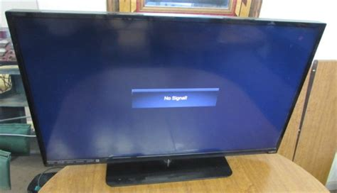 visio flat screen tv lot detail visio 39 quot flat screen television