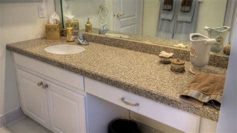 how to install bathroom countertop 30 interesting bathroom countertop granite tile picture