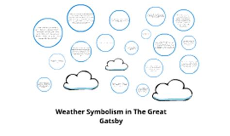 symbolism in the great gatsby weather jessica kwan on prezi