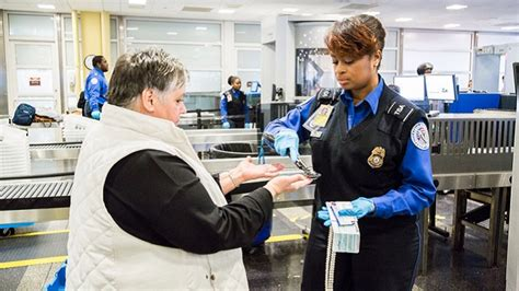 Transportation Security Officer by Tsa Airport Travel Tips To Avoid Headaches