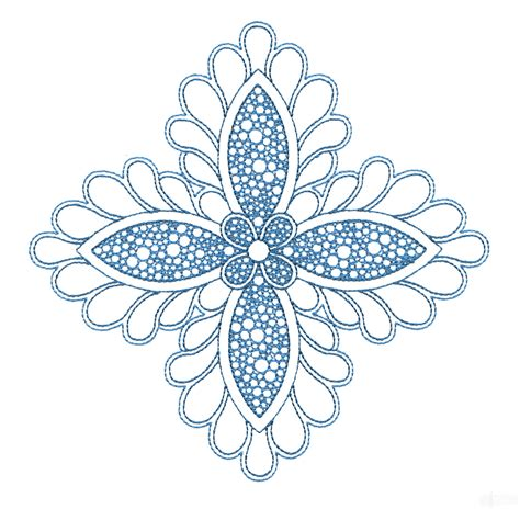 pattern motifs design rs106 quilt motif embroidery design