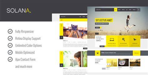 responsive html5 website templates 70 flat responsive html website templates web graphic