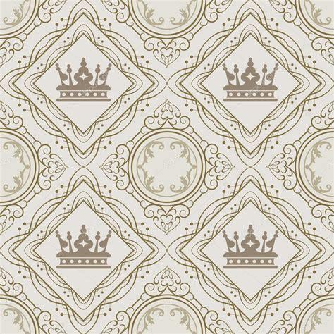 html seamless pattern seamless vintage wallpaper pattern vector stock vector