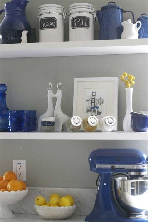blue kitchen decor ideas best 25 blue home decor ideas on blue kitchen