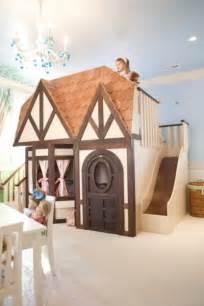 loft girls bed girls princess castle loft bed eclectic kids beds by