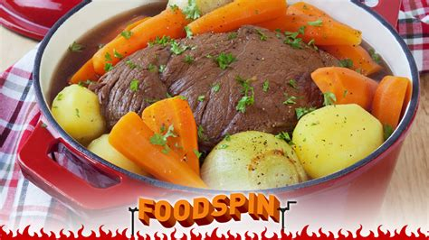 how to cook a pot roast a guide for people who want to