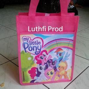 Tas Ultah Pakai Nama Goodie Bag Ultah Anak Tas Ultah Seri Serut harga laptop mainan anak2 mainan toys