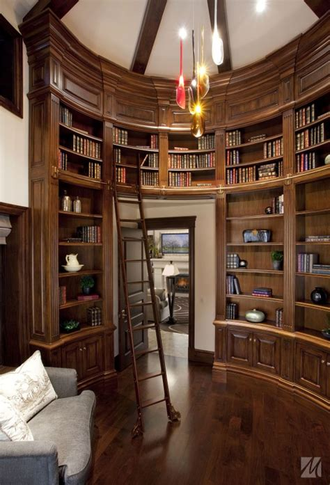 Home Library Decorating Ideas by 60 Home Library Design Ideas With Stunning Visual Effect