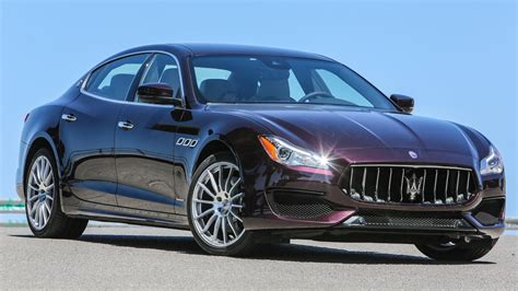 Maserati Quattroporte S by Maserati Quattroporte Gransport S 2018 Review Car Magazine