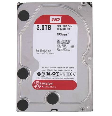Harddisk Wdc 3tb For Nas wd wd30efrx 3tb 7200rpm 3 5 quot sata 6gb s drive for