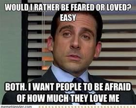 Leadership Memes - the office l wren scott and love him on pinterest