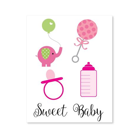 For Baby Shower by The Ultimate List Of Baby Shower Clip