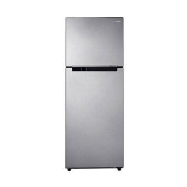 Samsung Kulkas 2 Pintu Top Freezer Rt20farwdsa jual samsung rt20farwdsa refrigerator 2 pintu