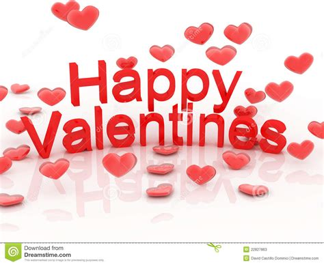 happy valentines day images 3d happy valentines day stock photos image 22827863