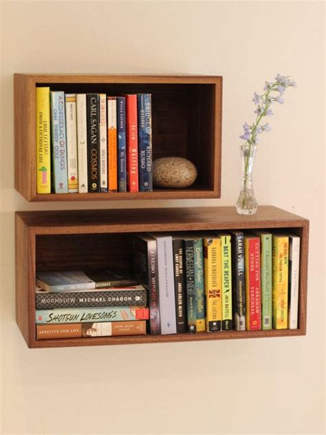 hanging bookshelves 26 best images on