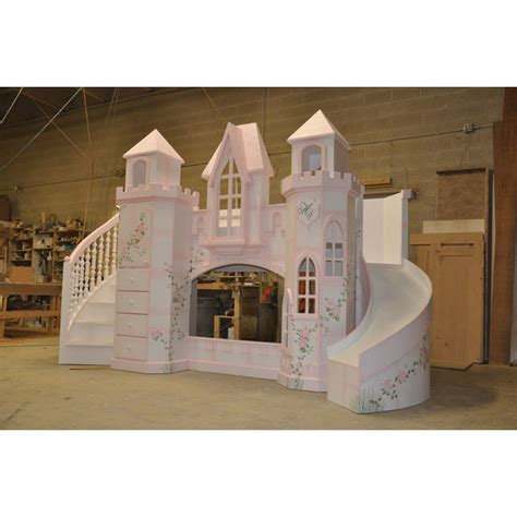 castle vicari bunk bed themed beds by tanglewood design