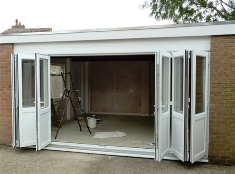 Bifold Garage Door by Garage Door 187 Bifold Garage Doors Inspiring Photos