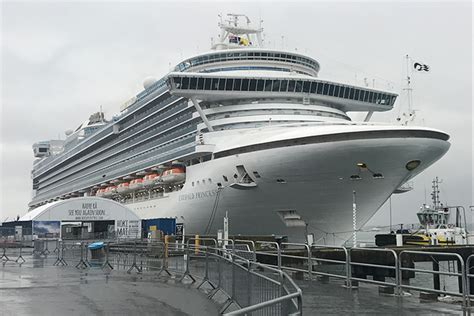 princess cruises refund policy sunlive emerald princess back in tauranga the bay s