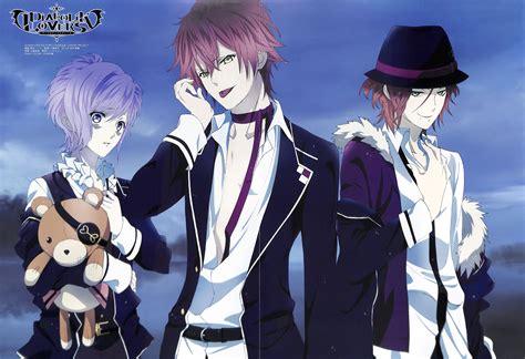 wallpaper anime diabolik lovers diabolik lovers haunted dark bridal wallpaper 5124x3503
