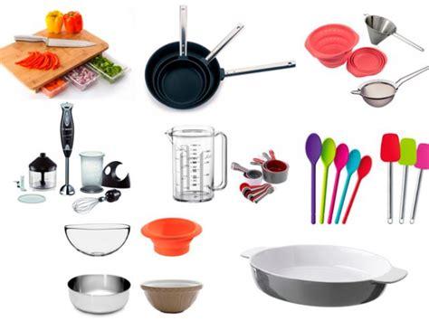 utensilios basicos de cocina