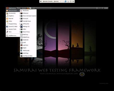 tutorial samurai web testing framework ethical hacking