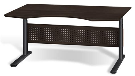 Contemporary Motorized Dexter Sit Stand Desk 63 Quot Zuri Motorized Sit Stand Desk